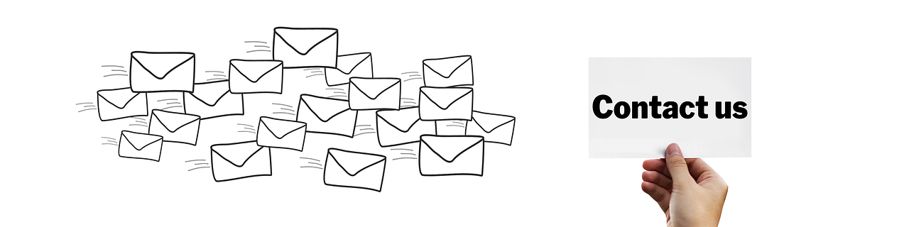contact-us-email-envelopes
